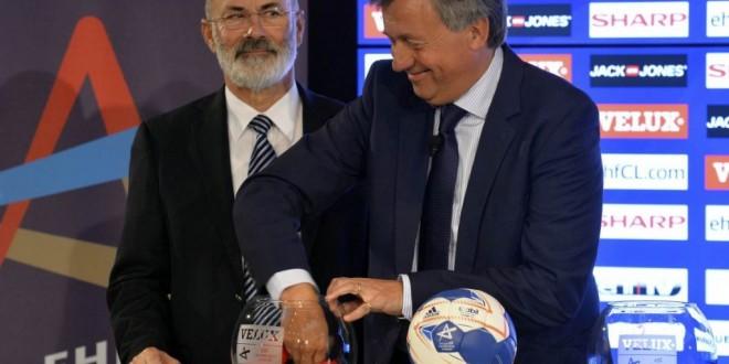 سحب القرعة للربع النهائي في دوري أبطال فيلوكس للاتحاد الأوروبي لكرة اليد