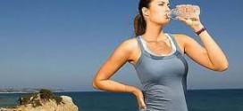 شرب السوائل قبل واثناء وبعد النشاط الرياضي