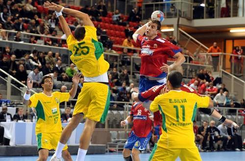المهارات المركبة في كرة اليد