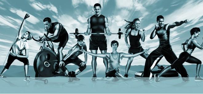 اعلان/ الدورة التدريبية الدولية لمدربي القوة واللياقة البدنية
