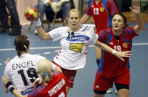 الهجوم المنظم في كرة اليد