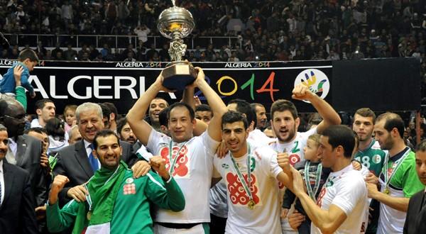 حلقة جديدة من سلسلة المشاركين في بطولة العالم 2015 : الجزائر.. أبطال أفريقيا